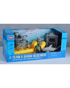 E Team Shark Rescue Toy