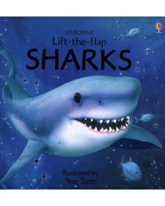 Lift-the-Flap Sharks Book