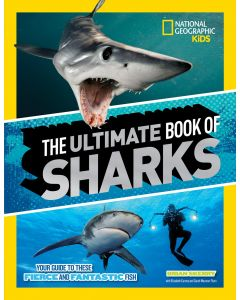 The Ultimate Book of Sharks (NatGeo Kids)