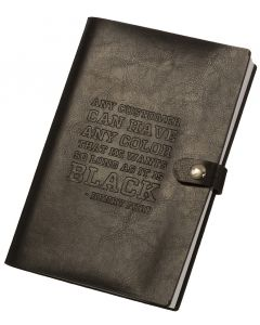Monochromatic Ford Quote Journal