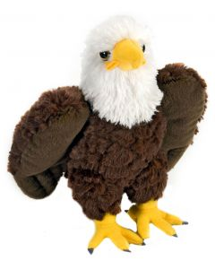 Plush Bald Eagle Chick