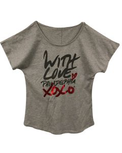 Ladies Love XOXO Tee