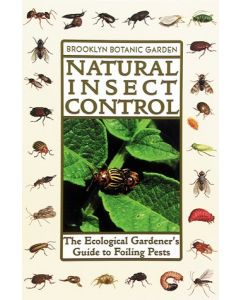 Natural Insect Control Book
