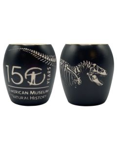 T. Rex Skeleton 150th Anniversary Shot Glass