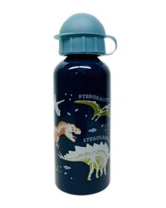 Child's Stainless Steel Dinosaurs Water Bottle