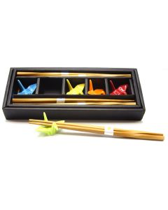 5-Piece Origami Chopstick Set