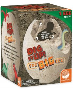 Dig It Up! The Big Egg Excavation Kit