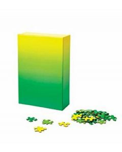 Gradient Puzzle Green to Yellow