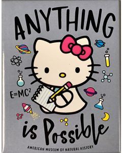 Hello Kitty Anything Is Possible Magnet