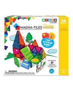 Magna-Tiles House Kit