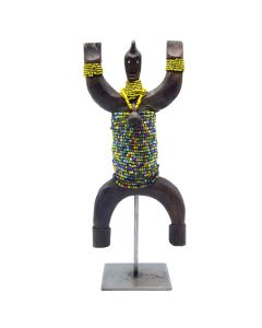 Namji Handcrafted Beaded Fertility Doll