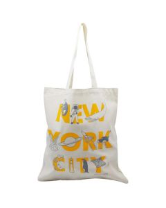 AMNH New York City Recyclable Tote Bag