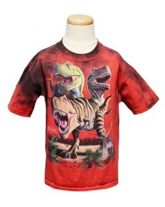Youth T.rex Collage T-Shirt