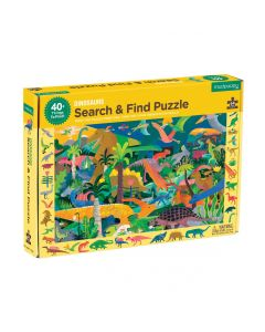 Search & Find Dinosaur Puzzle