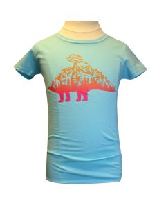 Girls Stego Volcano T-Shirt