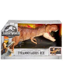 Jurassic World Super Colossal T.Rex