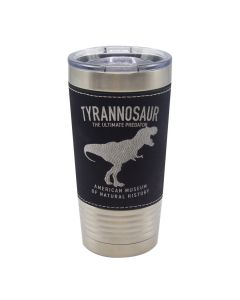 T. Rex: The Ultimate Predator Travel Tumbler