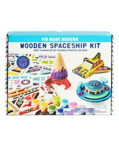 Wooden Spaceship Kit