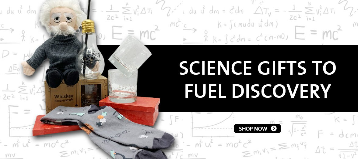 Shop Gifts of Science