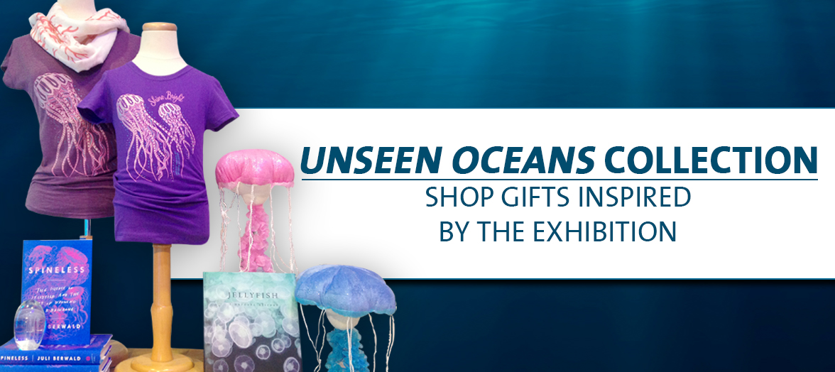 Shop Gifts Inspired by Unseen Oceans