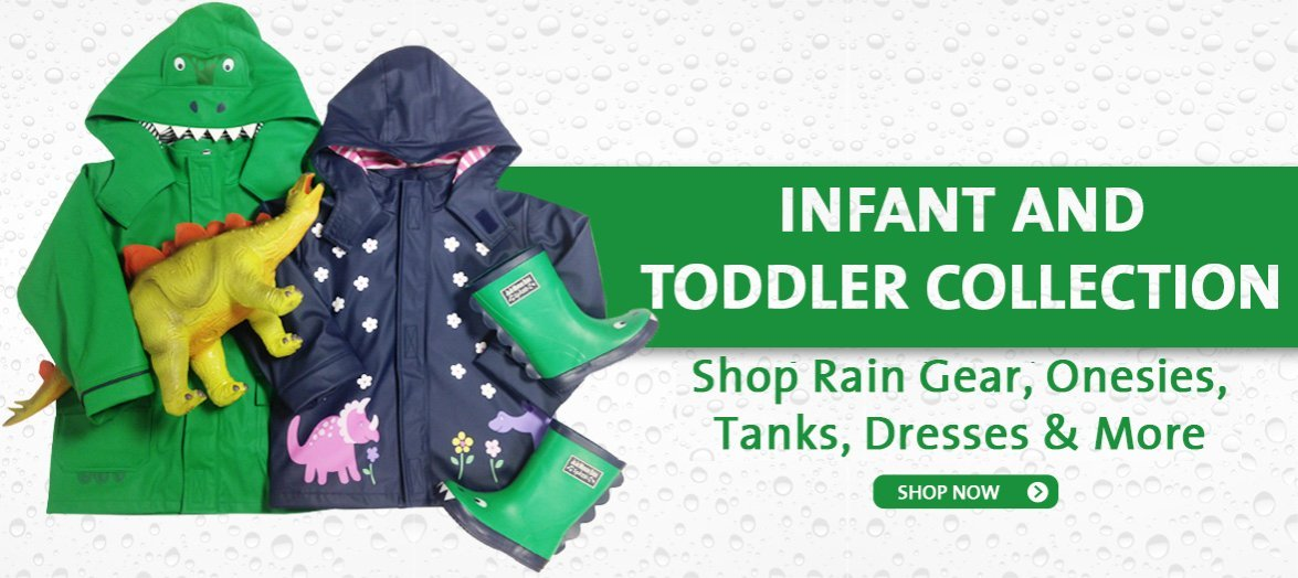 Infant and Toddler Collection