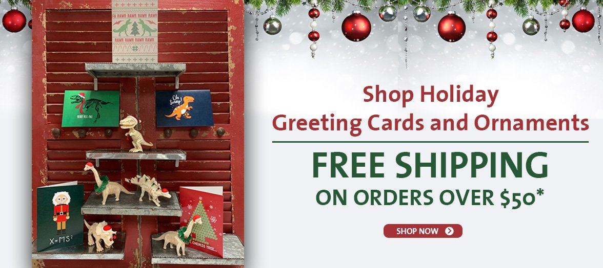 Shop Holiday Cards and Ornaments