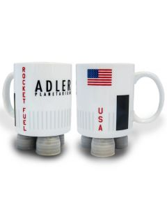 Rocket Fuel Ceramic Mug