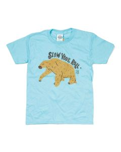 Boys Slow Your Roll Sloth T-Shirt