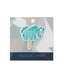 ''Chillin'' Mammoth Collectible Patch