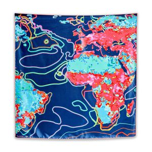 Color World Scarf by Sies Marjan