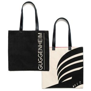 Double-Sided Guggenheim Tote