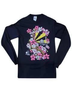 2020 Cherry Blossom Long sleeve unisex tee