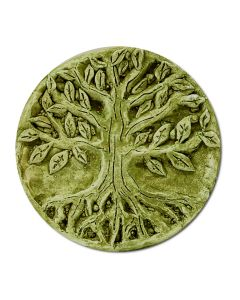 Handcrafted Round Tree of Life Wall Hanging