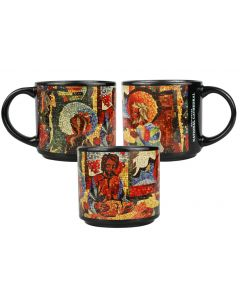 """The Appearance on the Road to Emmaus"" Mug"