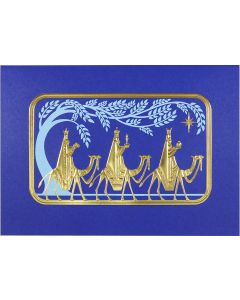 ''We Three Kings'' Deluxe Boxed Holiday Cards