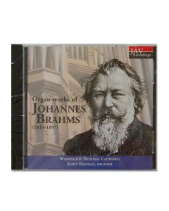 Organ Works of Johannes Brahms