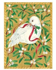 Peace Dove Boxed Chrstmas Cards