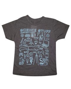 Youth Science Stuff Tee