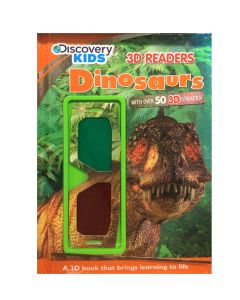 Discovery Kids 3D Dinosaur Readers