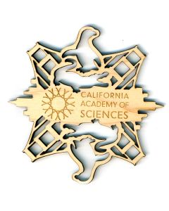 Academy Icons Wood Ornament