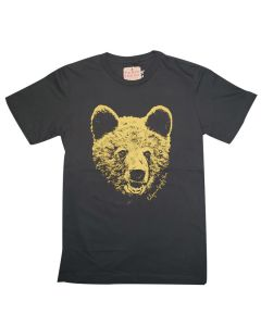 Adult California Grizzly Bear Tee