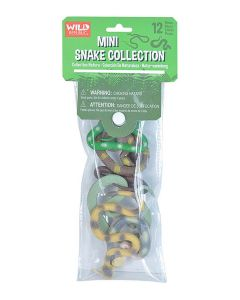 Mini Snake Collection Polybag