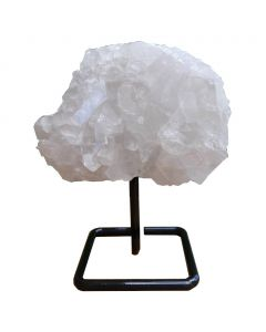 Quartz Cluster with Stand