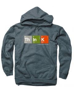 Men's THINK Periodic Table Hoodie