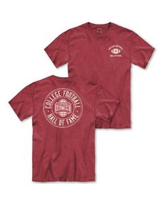 Adult College Football Hall of Fame T-Shirt