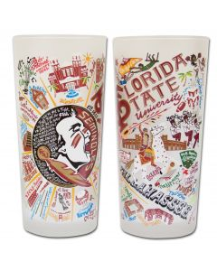 Florida State University Pint Glass
