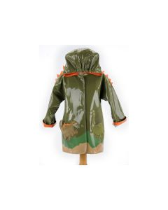 Toddler Dinosaur Raincoat