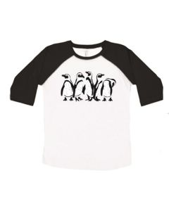 Youth Penguin 3/4-Sleeve Shirt