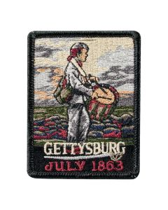 Civil War Drummer Patch