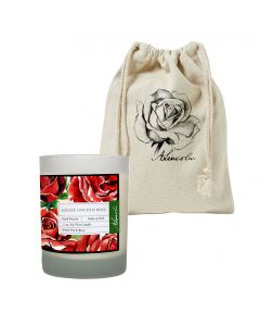Lincoln Rose Candle